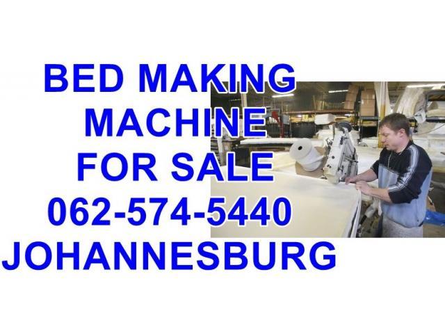 mattress machine making beds - 3/4