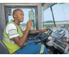 Skilled Drivers with Code 8-14