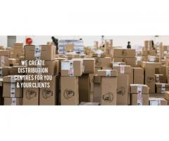 Pack and Pick Orders in Factory Warehouse