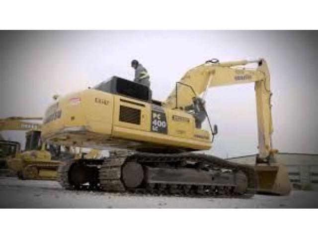 Heavy Duty Earthmoving Machine Operators - 1/1