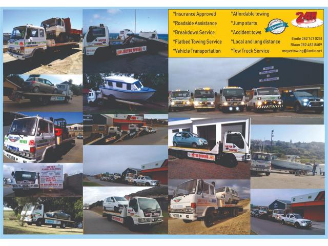 MEYER TOWING and RECOVERY - 1/1