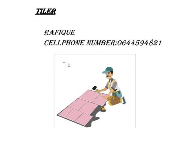Rafique tile work - 1/4