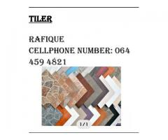 Rafique tile work