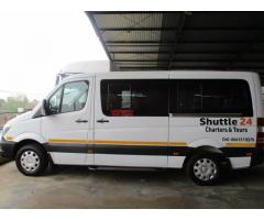 15 Seater for hire/Rent