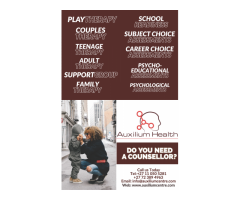 Auxilium Health Counselling