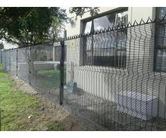 Clear Vu Fencing Installation in ALL AREAS OF CAPE TOWN