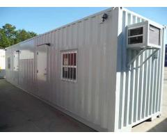 "12"" METER (40 FOOT) OFFICE CONTAINERS"