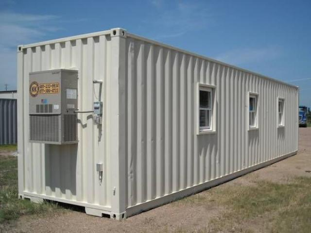 "12"" METER (40 FOOT) OFFICE CONTAINERS - 2/2"