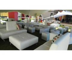 Affordable Lounge furniture for hire.