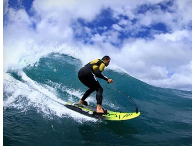 jetski powered surfboard - 2/4