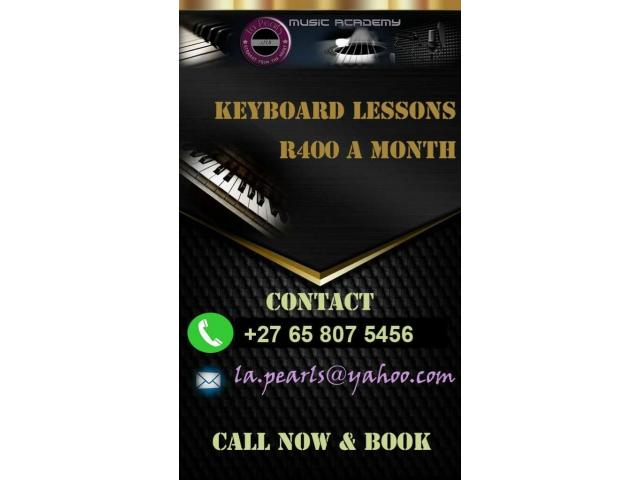 Music lessons - 1/1