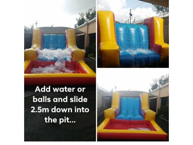 Inflatable Parties kids Entertainment - 1/3
