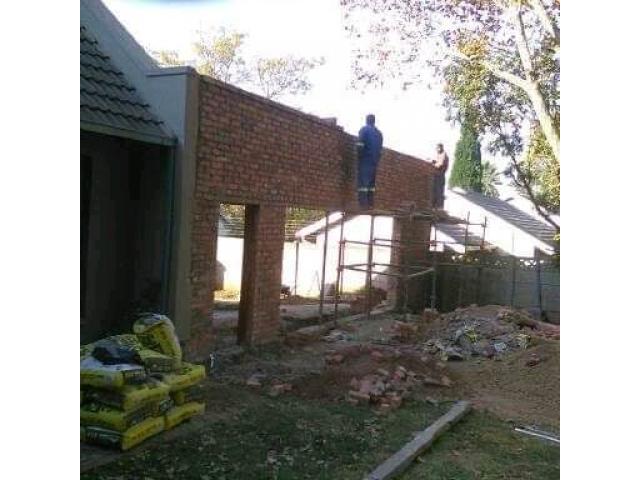 Home Renovations - 3/4