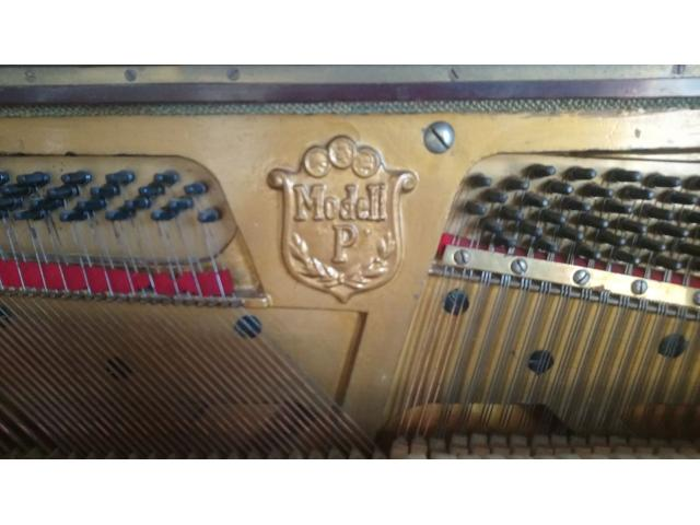 100 Year old piano FOR SALE - Kuhla, Fritz Model P (Upright piano) - 2/4