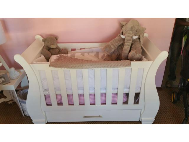 Sleigh Cot for Sale Duw 01 - 1/1