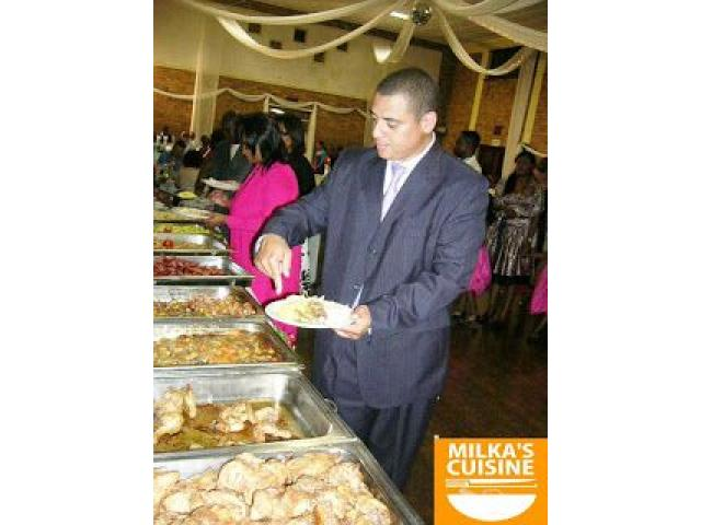 Catering Services in Cape Town  | Milka's Cuisine - 1/1