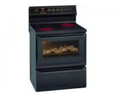 Defy electric stove with oven model DSS 430