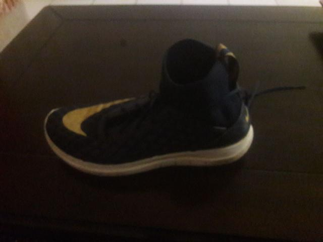 Boys Nike Air superfly 4.0 boots for sale - 2/2