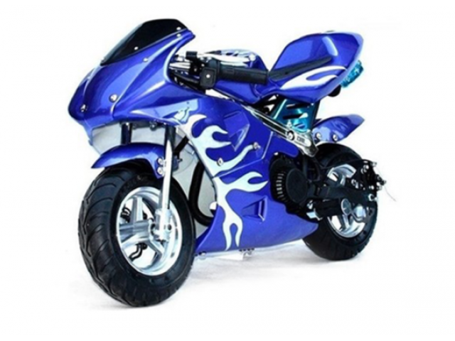 49cc Super Pocket Bike - 1/1