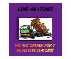 sand an stones suppliers