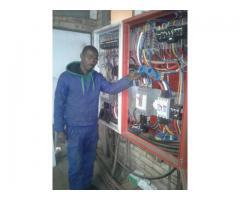 Electrical maintenance and new installations