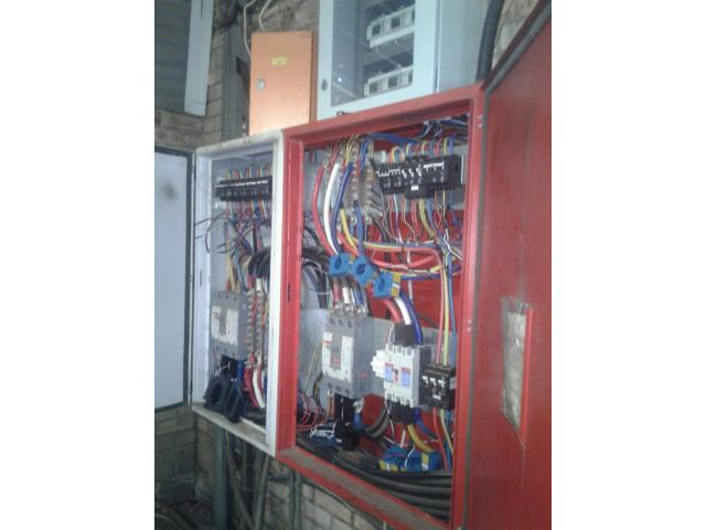 Electrical maintenance and new installations - 2/4