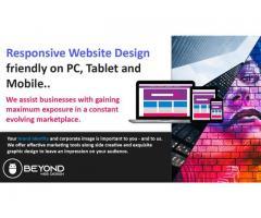 Website design, web development, app development, graphic design services available