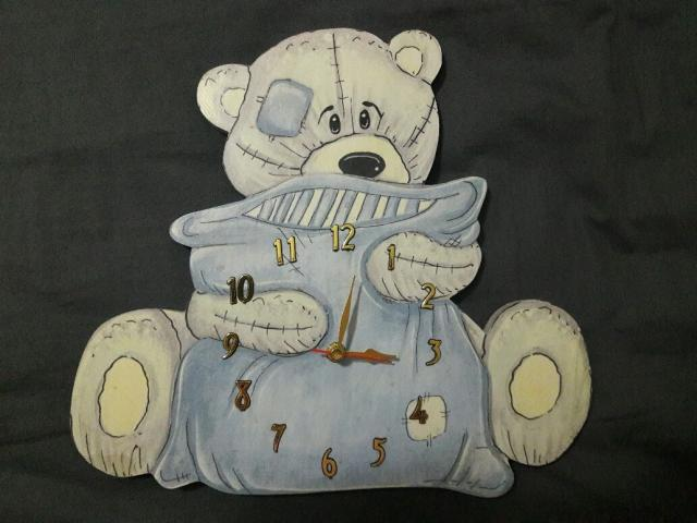 Tatty Teddy Baby Decor - 2/4