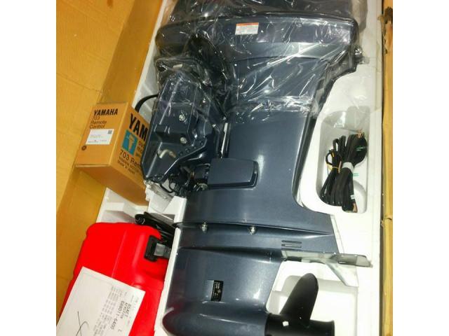 Yamaha 150 HP 4 Stroke Outboard Motor Engine - 3/4