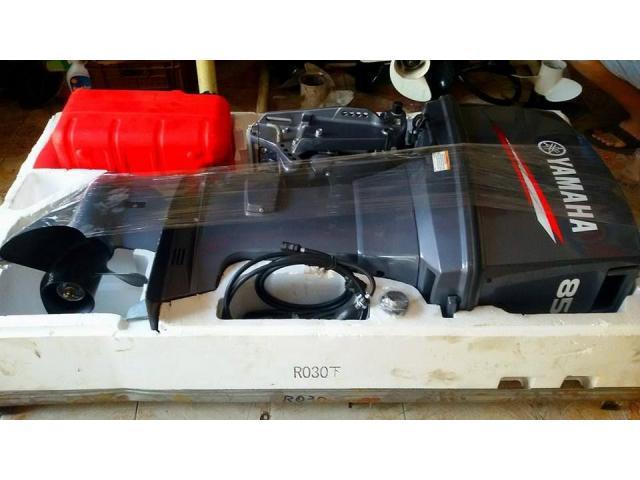 Yamaha 150 HP 4 Stroke Outboard Motor Engine - 4/4