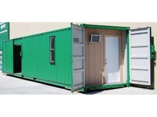 """12"""" METER (40 FOOT) OFFICE CONTAINERS - 1/1"""