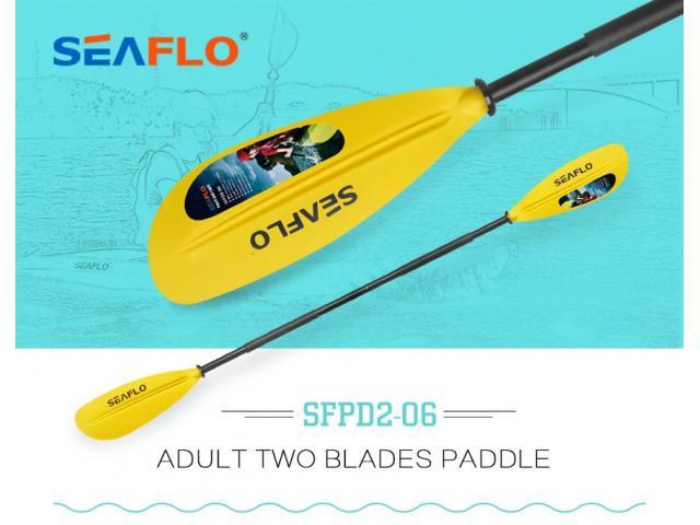 Seaflo fishing kayak - 2/2