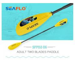 Seaflo fishing kayak