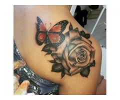 Mobile TATTOO Artist-Cater for all types of social events