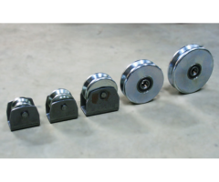 Replacement of Gate Wheels