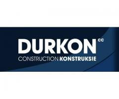 Durkon Construction: Build new structures and alterations, additions and upgrades