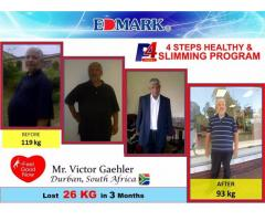 Edmark P4 Steps Healthy & Slimming Program