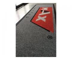 Branded Entrance mats