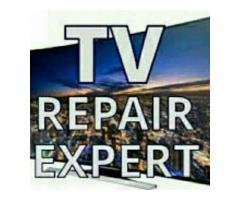 Television Repairs on site