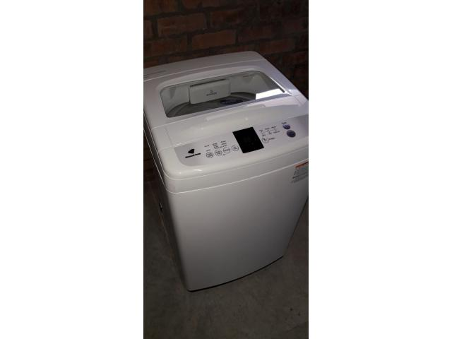 Samsung 9kg fuzzy logic diamond drum top loader washing machine - 1/4