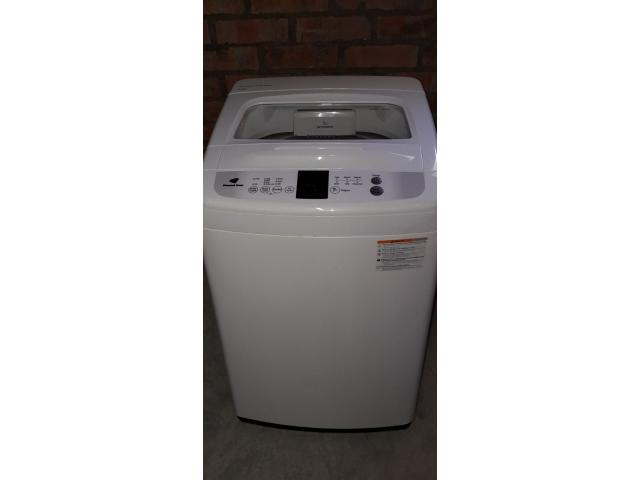 Samsung 9kg fuzzy logic diamond drum top loader washing machine - 2/4