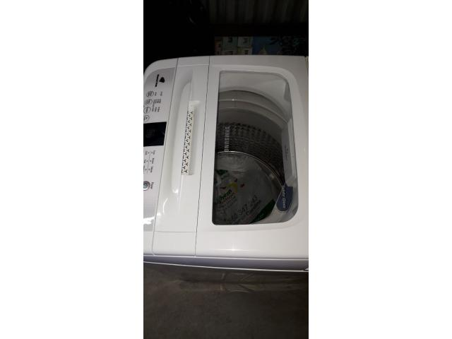 Samsung 9kg fuzzy logic diamond drum top loader washing machine - 4/4