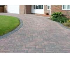 BLOCK PAVING AND TAR SURFACING
