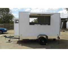 Mobile Kitchens 4×1.9m double axle