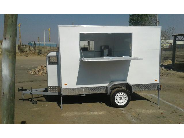 Mobile Kitchens 4×1.9m double axle - 2/2