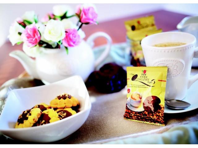 Ganoderma coffee - DXN Products SA - 1/1