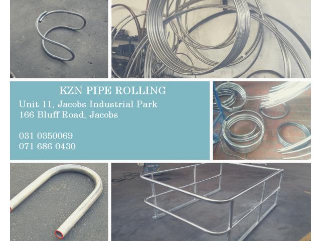 KPR Pipe Rolling - 1/4