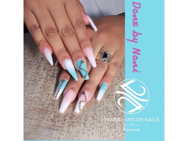 Tammy Taylor Nails Carnival - 1/3