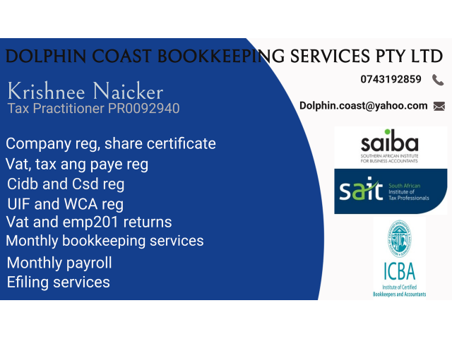 Accounting and Bookkeeping - 1/1