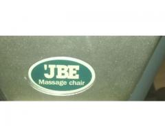JBE ELECTRIC MASSAGE CHAIR